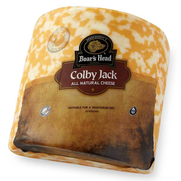Boar's Head Colby Jack Cheese : Publix com