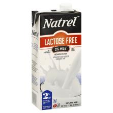 Zymil Milk, Lactose Free, Reduced Fat, 2% Milkfat