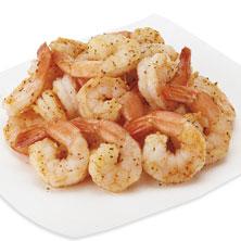 Medium Cooked Shrimp, Old Bay-Seasoned Ready to Eat