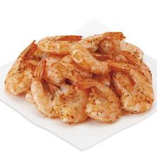 Medium Cooked Shrimp, Cajun-Seasoned Peel & Eat