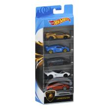 Hot Wheels Spin Storm, Race, 5-Pack