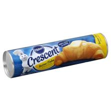 Pillsbury Dinner Rolls, Crescent, Butter Flake