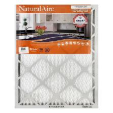 NaturalAire Air Cleaning Filter, Odor Eliminator w/Baking Soda, 17-1/2 x 23-1/2 x 1