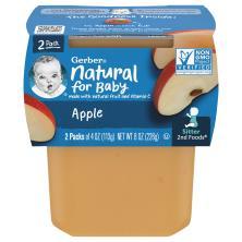 Gerber 2nd Foods Apple