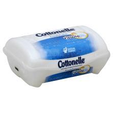 Cottonelle Wipes, Flushable