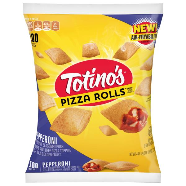 Totinos Pizza Rolls, Pepperoni