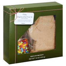 Decorated Gingerbread Boy Kit