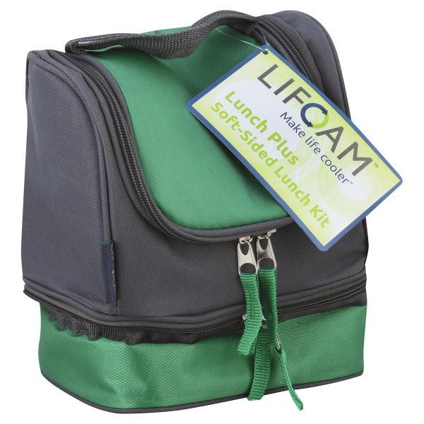 Lifoam Lunch Kit, Soft-Sided, Lunch Plus