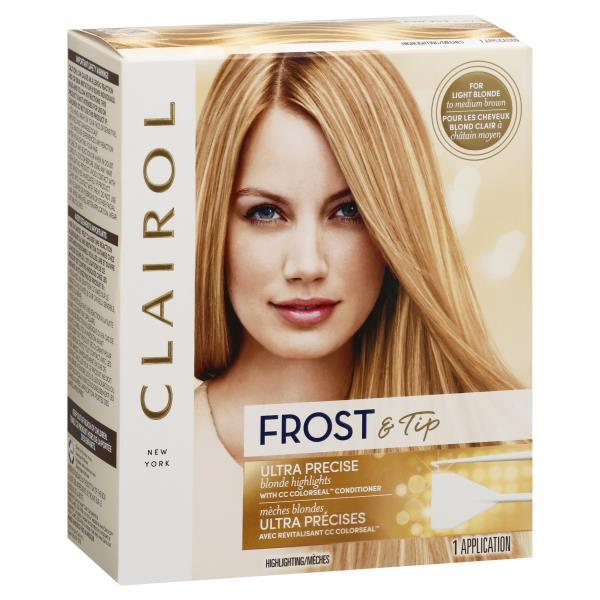Nice N Easy Frost Tip Highlighting Original For Light Blonde To
