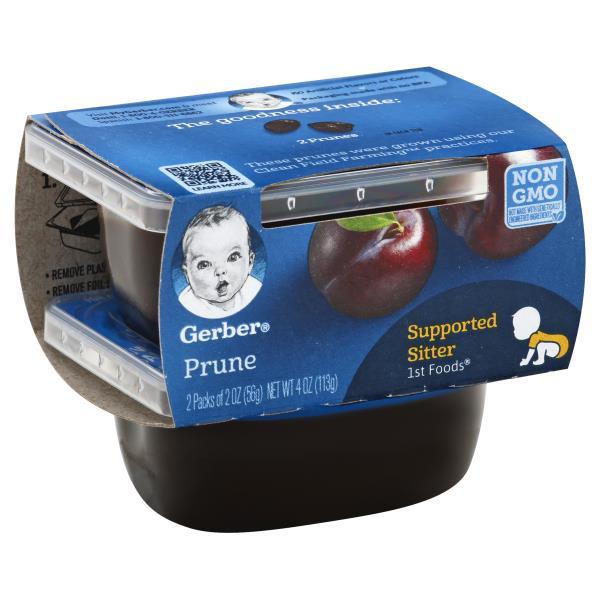 Gerber 1st Foods Prune