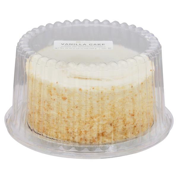 7 Quot Layer Vanilla Cake Buttercream Publix Com