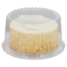 "7"" Vanilla Cake with Buttercream"