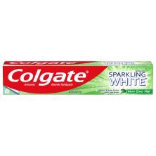 Colgate Toothpaste, Anticavity Fluoride, Sparkling White, Mint Zing, Gel