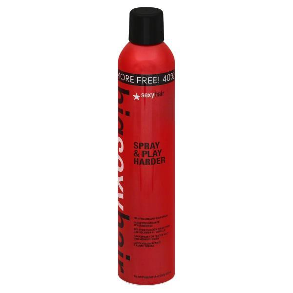 Big sexy hair hair spray