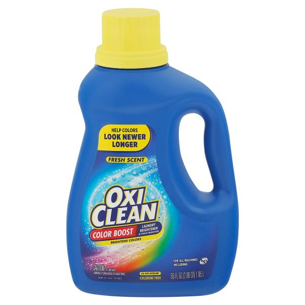 Oxi Clean Stain Fighter, 2 in 1, Fresh Scent : Publix com