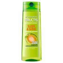 Fructis Shampoo, Fortifying, Sleek & Shine, Frizzy, Dry Unmanageable Hair