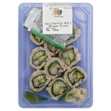 Oishisa California Roll, Brown Rice