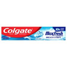 Colgate Max Fresh Toothpaste, Anticavity Fluoride, Cool Mint