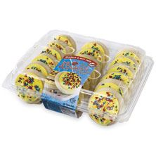 18 Ct Iced Cookies Back to School