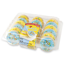 Easter Cookies 18 Count