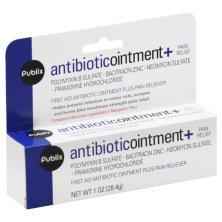 Publix Antibiotic Ointment, + Pain Relief : Publix com