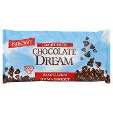 Chocolate Dream Baking Chips, Semi-Sweet