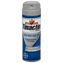 Tinactin Antifungal, Tolnaftate, Powder Spray