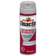Tinactin Tough Actin' Antifungal, Powder Spray