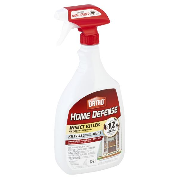 Ortho Home Defense Insect For Indoor Perimeter