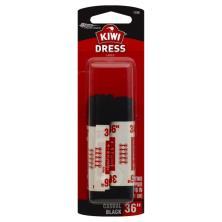 Kiwi Dress Laces, Casual Black, 36 Inch