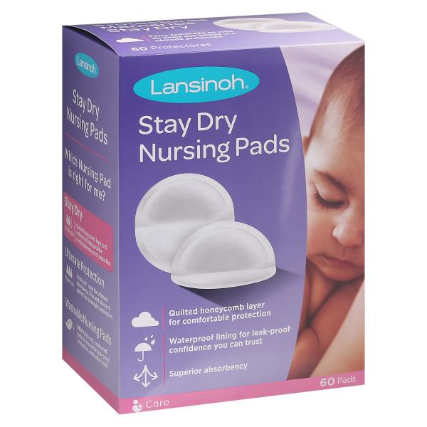 Lansinoh Nursing Pads, Disposable