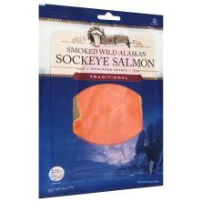 Echo Falls Salmon, Smoked, Wild Alaska Sockeye