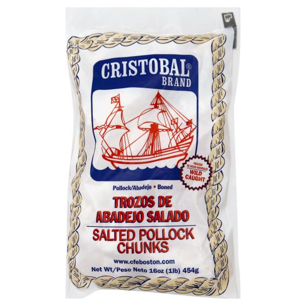 Cristobal Pollock, Salted, Chunks