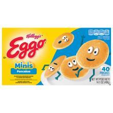 Eggo Minis Pancakes