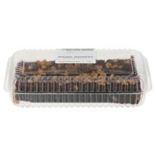 Fudge-Iced Walnut Brownies 8-Count