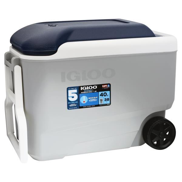 Igloo MaxCold Cooler, 40 Quart