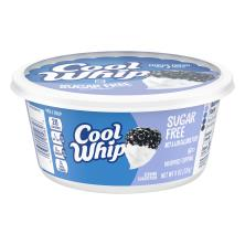 Cool Whip Whipped Topping, Sugar Free