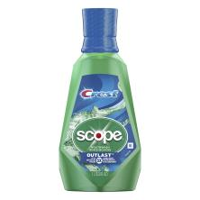 Scope Outlast Mouthwash, Outlast