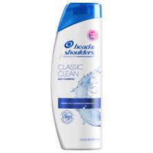 Head & Shoulders Shampoo, Dandruff, Pyrithione Zinc, Classic Clean