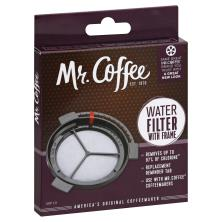 Mr Coffee Water Filter with Frame