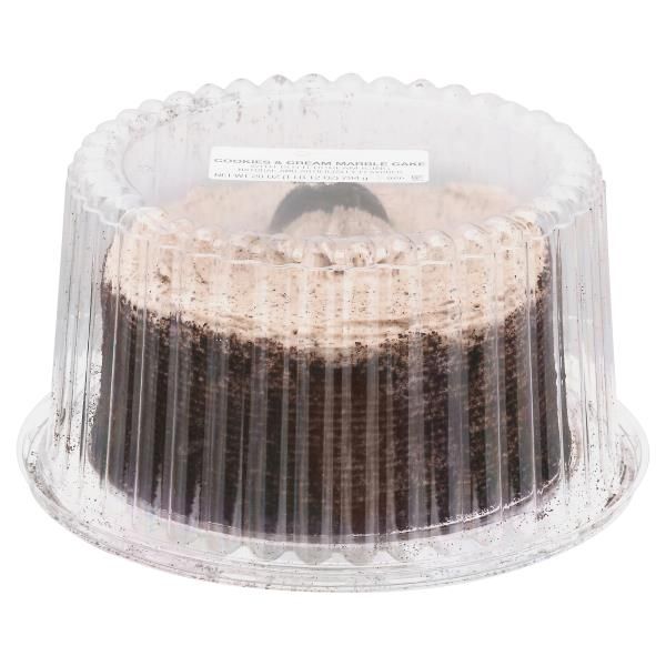 7 Layer Cookies And Cream Marble Cake Publix