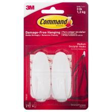 Command Hooks, Designer, Medium
