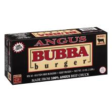 Bubba Burgers, Gluten Free, Angus