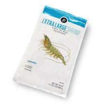 Publix White Shrimp, Extra Large, E-Z Peel, 21-25 Shrimp/Lb, Frozen, Farm Raised
