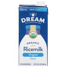 Rice Dream Rice Drink, Organic, Original Classic