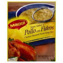 Maggi Pasta Soup Mix, Chicken Flavored