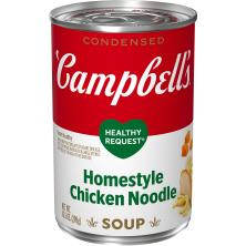 Campbells Condensed Soup, Homestyle Chicken Noodle