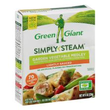 Green Giant Steamers Garden Vegetable Medley, Lightly Sauced