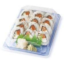Sushi Cream Cheese Roll, Ready to Eat