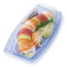 Sushi Rainbow Roll, Special, Ready to Eat